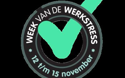 Focus op preventie en werkplezier tijdens de Week van de Werkstress 2018
